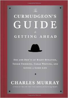 Sadly, this one's on the lower end of the bell curve of books on curmudgeons... see what I did there?