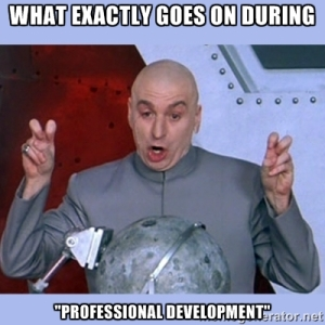 The Professional Development Plan- A Window Into Your Future