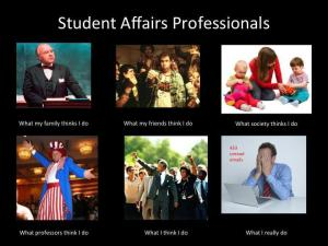 Student Affairs Professionals